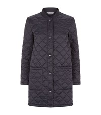 Barbour Summer Border Jacket Female Navy