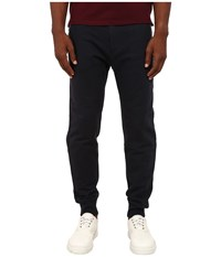 The Kooples Sport Classic Fleece Sweatpants Navy Men's Fleece