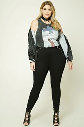 Forever 21 Plus Size Zip Pants