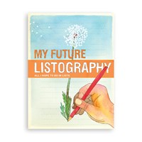 Chronicle Books My Future Listography