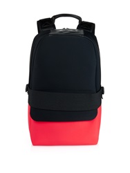 Y 3 Day Ii Neoprene And Leather Backpack