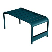 Fermob Luxembourg Low Table Acapulco Blue