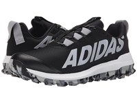 Adidas Vigor 6 Tr Black Silver Metallic White Men's Running Shoes