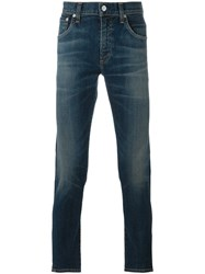 Citizens Of Humanity 'Noah' Super Skinny Jeans Blue