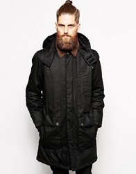 Dr. Denim Dr Denim Parka Jacket Black