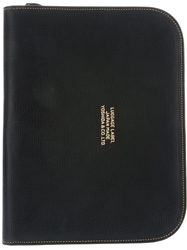 Porter Zip Around Ipad Case Black