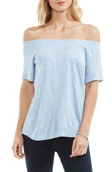 Vince Camuto Women's Two By Off The Shoulder Tee