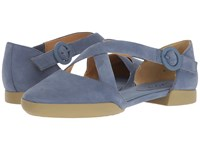 Camper Casi Tiptap K200449 Medium Blue Women's Flat Shoes