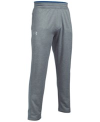 Under Armour Men's French Terry Track Pants True Gray