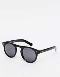 A. J. Morgan Aj Morgan Round Sunglasses Black