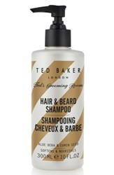 Ted Baker London Ted's Grooming Room Hair And Beard Shampoo No Color