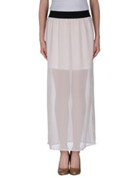 Only Long Skirts Light Pink