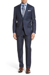 Men's Todd Snyder White Label Trim Fit Plaid Wool Suit