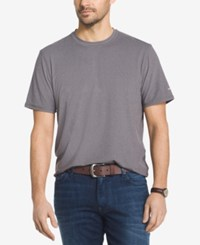 G.H. Bass And Co. Men's Explorer Performance T Shirt Charcoal