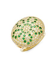Temple St. Clair Tol 18K Yellow Gold Statement Ring