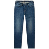 Paul Smith Tapered Fit Lightweight Stretch Jean Blue