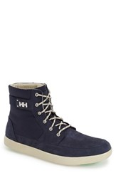 Men's Helly Hansen 'Stockholm' Waterproof High Top Sneaker Evening Blue