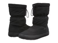 Crocs Lodgepoint Pull On Boot Black Women's Boots