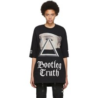 Undercover Black Bootleg Truth Graphic T Shirt