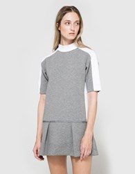 Nike Court Dress In Carbon Heather
