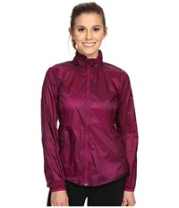 Brooks Lsd Jacket Surf Scape Women's Coat