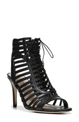 Via Spiga Women's Valena Lace Up Cage Sandal
