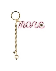 Marc By Marc Jacobs Key Rings Pink