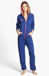 Women's California Creative Republic 'Classic' French Terry Hooded Jumpsuit