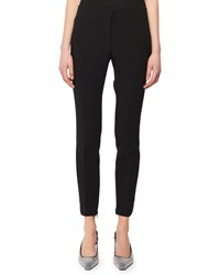 Tom Ford Cropped Tuxedo Pants Black