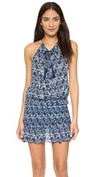Shakuhachi Stevie Dress Navy