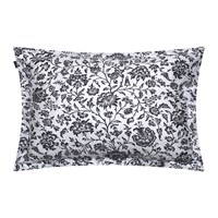 Gant Croydon Flower Pillowcase 50X75 Sateen Blue
