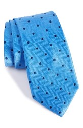 Nordstrom Men's Men's Shop Confetti Dot Silk Tie