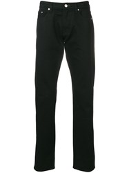 Paul Smith Ps Straight Leg Jeans Black