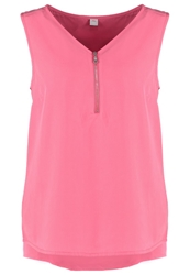 S.Oliver Blouse Paradise Pink