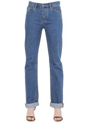Marc Jacobs Relaxed Fit Cotton Denim Jeans