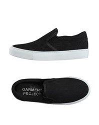 Garment Project Footwear Low Tops And Trainers Women Black