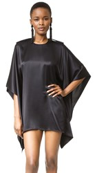 Wgaca Givenchy Tunic Dress Previously Owned Black