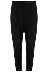 Band Of Outsiders Silk Ami Straight Pant