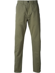 Hope Chino Trousers Green