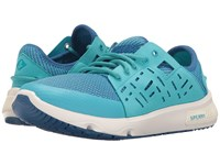 Sperry 7 Seas Sport Turquoise Women's Lace Up Casual Shoes Blue