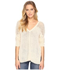 Rip Curl Sadie Pullover Natural Women's Long Sleeve Pullover Beige