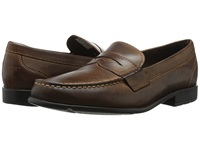 Rockport Classic Loafer Lite Penny Dark Brown Men's Slip On Dress Shoes