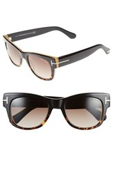 Tom Ford Women's 'Cary' 52Mm Sunglasses