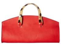Sas Jackie Papavero Handbags Red