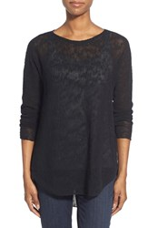 Women's Eileen Fisher Ballet Neck Tunic Sweater