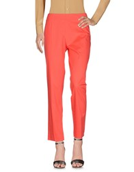 Anne Claire Anneclaire Trousers Casual Trousers Red
