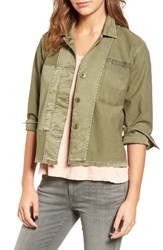 Current Elliott Women's Military Jacket