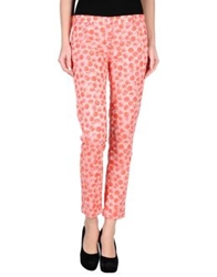 Monocrom Casual Pants Pink
