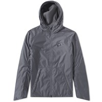 Nike Padded Hooded Jacket Grey