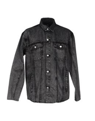 Cheap Monday Denim Outerwear Black